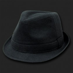 555 - Melton Fedora Hat
