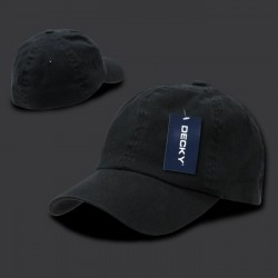 114 - Washed Polo Flex Caps