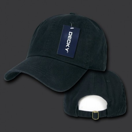 760 - Washed Polo Cap