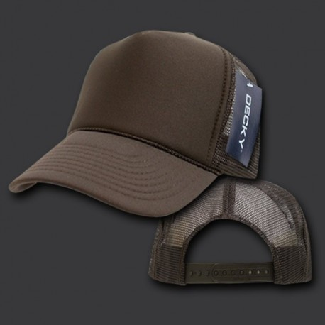 211 - Solid Color Trucker Caps