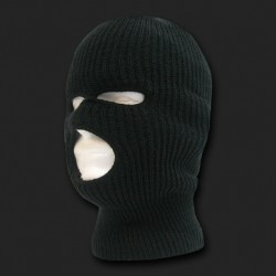 970 - Tactical Masks (3 Holes)