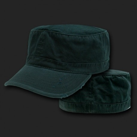 101- Vintage BDU Fatique / Cotton Caps