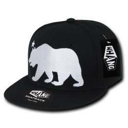 W15 - Monster Cali Bear Snapbacks