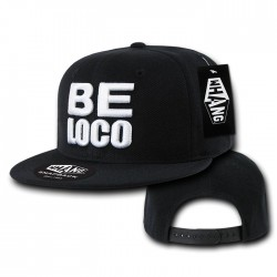 W31 - Be Loco Snapbacks