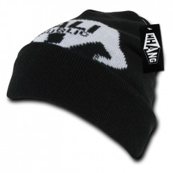 W27 - Monster Cuff Beanies (Cali Bear)