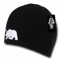 W18 - Cali Bear Short Beanies