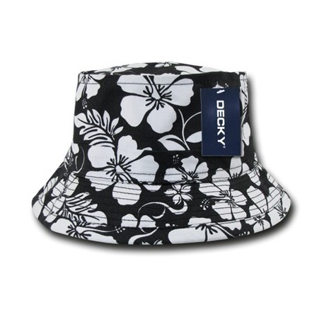 454 - Floral Fisherman`s Hat