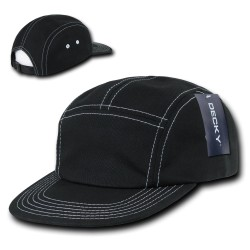 997 - 5 Panel ContraStitch Racer Caps