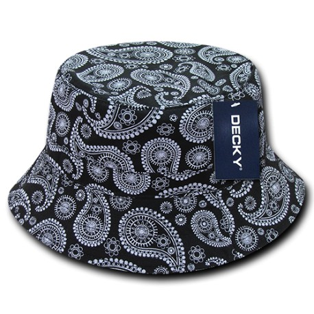 459 - Paisley Bucket Hats