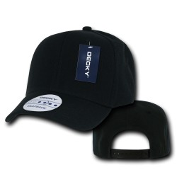 1015 - CURVE Bill Acrylic Baseball Caps