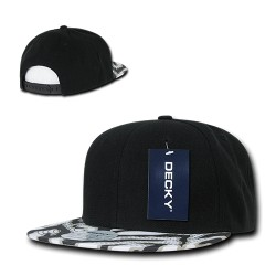 1062 - Ziger Two Tone Snapbacks