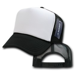 210 - Two Tone Foam Trucker Caps