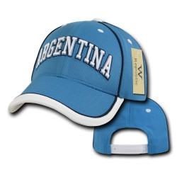 The Tournament Jersey Caps, Argentina
