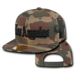 Camo City Caps, Los Angeles