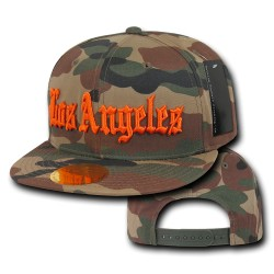 Camo City Caps, Los Angeles 2