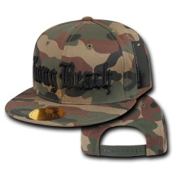 Camo City Caps, Long Beach