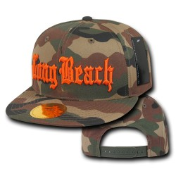 Camo City Caps, Long Beach 2