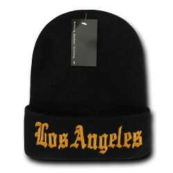 City Beanies, Los Angeles