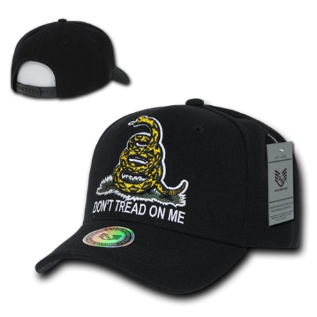 A02 - Don`t Tread On Me Caps