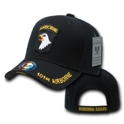 S001 - The Legend, Military Branch Caps