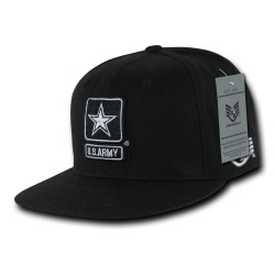 S01 - Fitted Military Caps