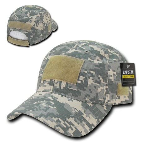 T79 - Relaxed Crown Tactical Caps