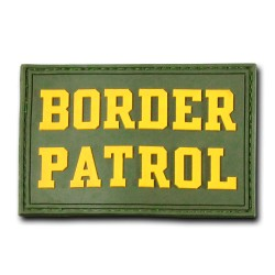 """T90 - Tactical Rubber Patches (3""""x2"""")"""
