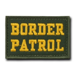 """T91 - Tactical Canvas Patches (3""""x2"""")"""