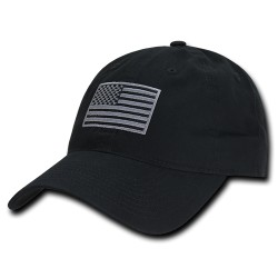 US1005 - Relaxed US Flag Caps