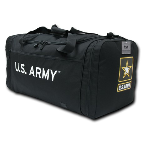 P01 - Deluxe US Army Duffle Bags