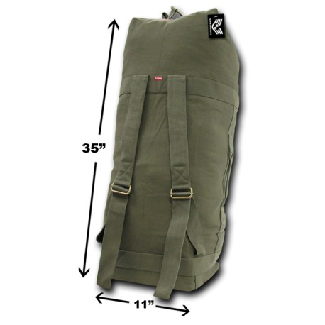 R30 - Top Load Strap Duffle Bags