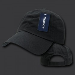 108 - Washed Polo Caps