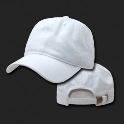 958 - Two Ply Polo Caps