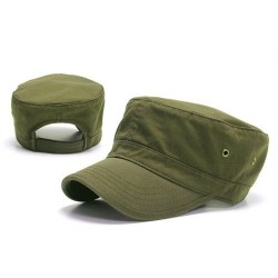 5081- New Washed Military Hats