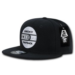W82 - Decky Snapback by Whang