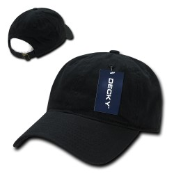 205 - Relaxed Washed Cotton Caps