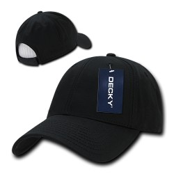 209 - Structured Cotton Baseball Caps