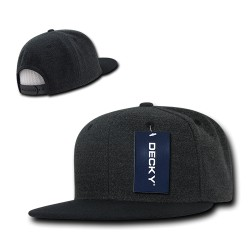 1087 - Melton Crown Snapbacks