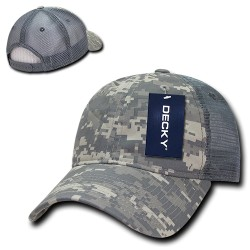 225 - Relaxed Camo Trucker Caps