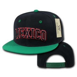 The Freshman Pro Caps, Mexico