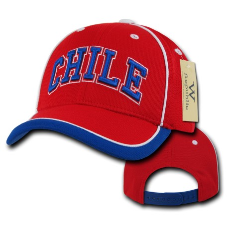 The Tournament Jersey Caps, Chile