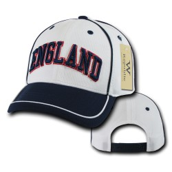 The Tournament Jersey Caps, England
