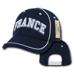 The Tournament Jersey Caps, France