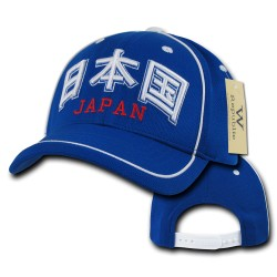 The Tournament Jersey Caps, Japan