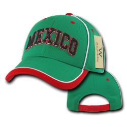 The Tournament Jersey Caps, Mexico
