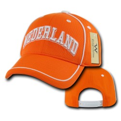 The Tournament Jersey Caps, Nederland