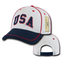 The Tournament Jersey Caps, USA