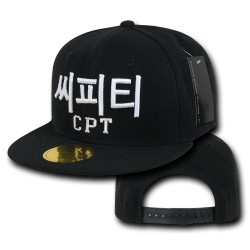 Hangul (Korean) City Caps, CPT(Compton)