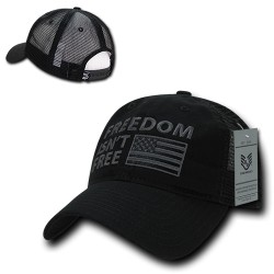 A05 - Relaxed Trucker USA Cap
