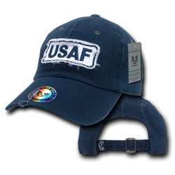 R21- Giant Stitch Military Polo Caps